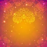 Abstract flower background. Your presentation. This is file of EPS10 format Royalty Free Stock Images