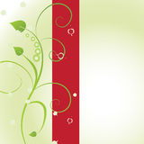 Abstract Flower Background1 Royalty Free Stock Image