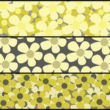 Abstract Flower Backgrounds Vector Stock Photo