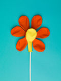 Abstract flower Royalty Free Stock Image