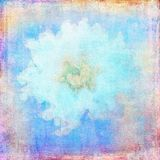 Abstract flower paper background Stock Photo