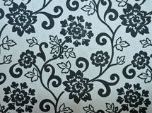 Abstract of flower pattern Royalty Free Stock Photography