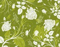 Abstract flower pattern Royalty Free Stock Photo