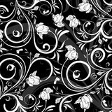 Abstract flower pattern Stock Photo