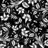 Abstract flower pattern Stock Photos