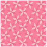 Abstract flower pattern illustration in soft color Royalty Free Stock Images