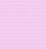 Abstract flower pink white color pattern wallpaper Royalty Free Stock Photos