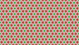 Abstract flower seamless pattern for endless backgrounds, printings and other creative designs. Stock Photography