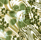 Abstract flower silk background Stock Photos