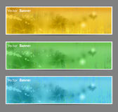 Abstract Flower Vector Background Royalty Free Stock Image