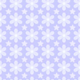 Abstract flowers. Seamless pattern texture - abstact flowers stock illustration