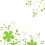Abstract flowers background stock photos