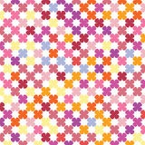 Abstract flowers texture Royalty Free Stock Images