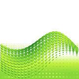 Abstract flowing background Royalty Free Stock Photography