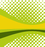 Abstract flowing background Royalty Free Stock Photo