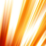 Abstract flowing fire Stock Photos