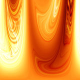Abstract flowing fire background Royalty Free Stock Images