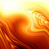 Abstract flowing fire background Royalty Free Stock Image
