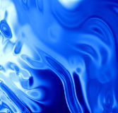 Abstract flowing water Royalty Free Stock Photos