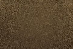 Abstract fluffy texture of textile fabric of brown color Royalty Free Stock Photos