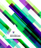 Abstract flyer template design background Royalty Free Stock Photography