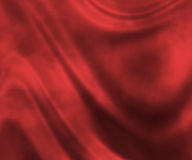 Abstract folded fabric Stock Photo