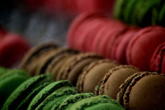 Abstract Food Scene stock photography