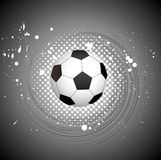 Abstract  football creative design Stock Photos