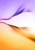 Abstract form Royalty Free Stock Photography