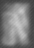 Abstract a4 formaat als achtergrond Halftone patroonspiraal Royalty-vrije Stock Foto