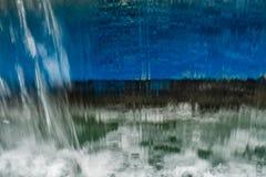 Abstract Fountain Closeup Royalty Free Stock Photo