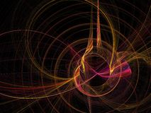 Abstract fractal Royalty Free Stock Photos