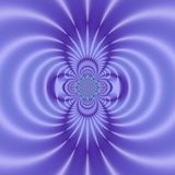 Abstract fractal background. A computer-generated 2D illustration Vector Illustration