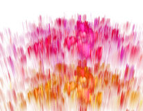 Abstract fractal background for creative design royalty free illustration