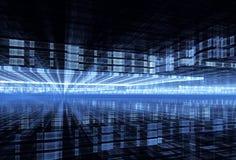Abstract fractal background, 3D-illustration. Abstract fractal background a computer-generated 3D illustration Stock Illustration