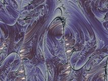 Abstract fractal background. Stock Photo
