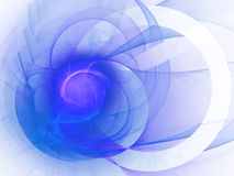 Abstract fractal background Royalty Free Stock Image