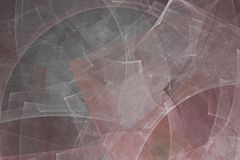 Abstract fractal background. Abstract painting in pastel colors viewed like a cave images. Textured image in rose, blue, cyan, red. Colors. For your creative Vector Illustration