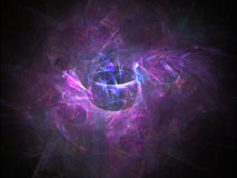 Abstract fractal background. Stock Images
