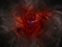 Abstract fractal background. Stock Image