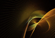 Abstract fractal background, texture, 2D illustration. Abstract fractal background a computer-generated 2D illustration Royalty Free Illustration