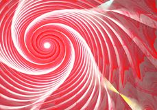 Abstract fractal background, texture, fractal spiral, pattern. Abstract color dynamic background with lighting effect. Futuristic bright painting texture for vector illustration