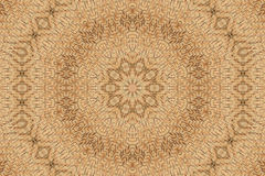 Abstract fractal background -  wickerwork Royalty Free Stock Images