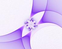 Abstract fractal beeld Stock Afbeeldingen