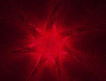Abstract fractal beeld Royalty-vrije Stock Afbeeldingen