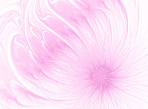 Abstract fractal bodacious or pink background Royalty Free Stock Photos