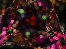 Abstract fractal color, illusion mystic imagination texture current design holiday template energy. Abstract fractal color, digital design illusion holiday stock images