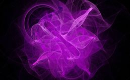 Abstract fractal pattern Royalty Free Stock Photography