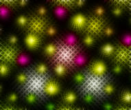 Abstract fractal computer geproduceerd patroon Royalty-vrije Stock Foto's