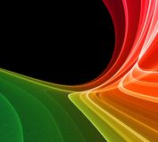Abstract fractal design Stock Images